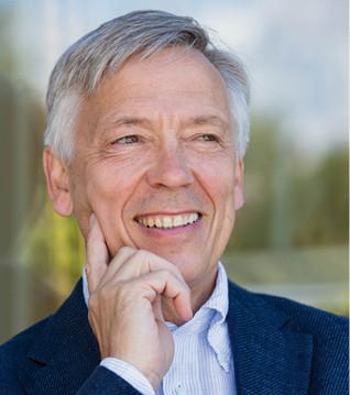 Dr. Christian Stracke, Porträtbild